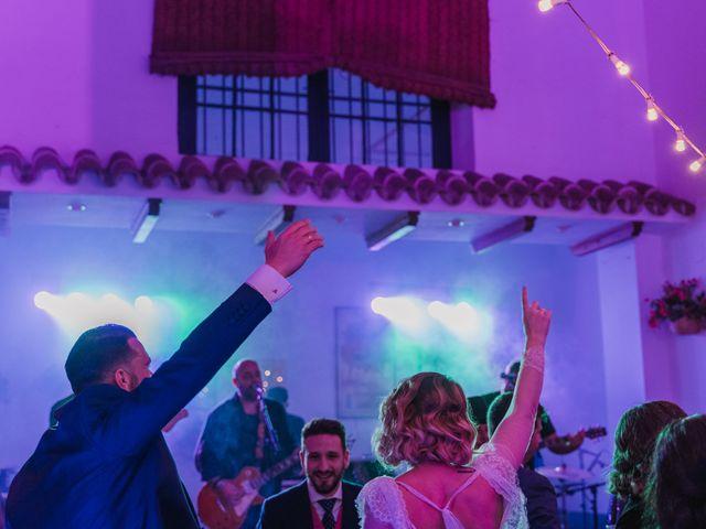 La boda de Alberto y Estefania en Jerez De La Frontera, Cádiz 39