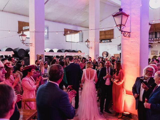 La boda de Alberto y Estefania en Jerez De La Frontera, Cádiz 43