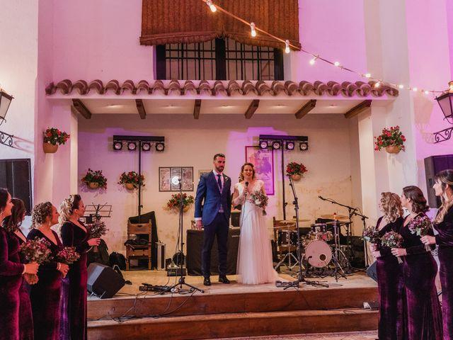 La boda de Alberto y Estefania en Jerez De La Frontera, Cádiz 44