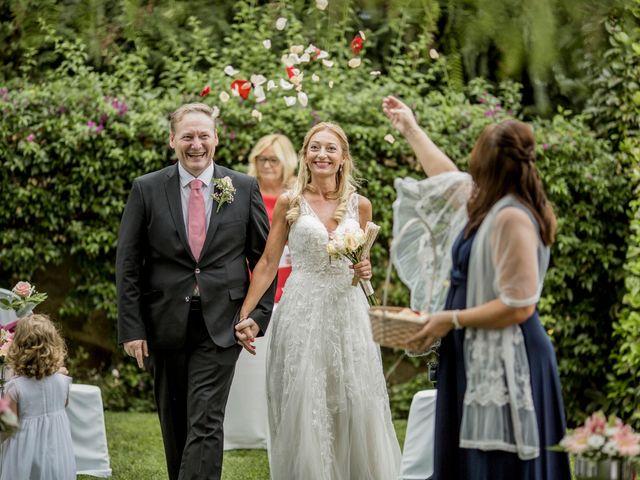 La boda de Silvia y Chatelain