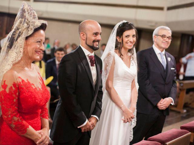 La boda de Pedro y Ana en Madrid, Madrid 12
