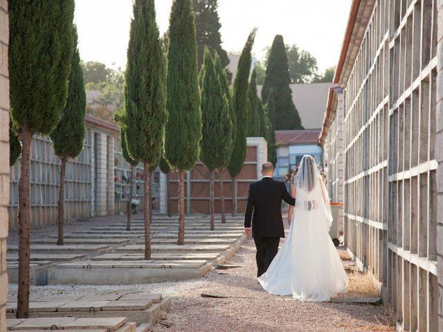 La boda de Pedro y Ana en Madrid, Madrid 15
