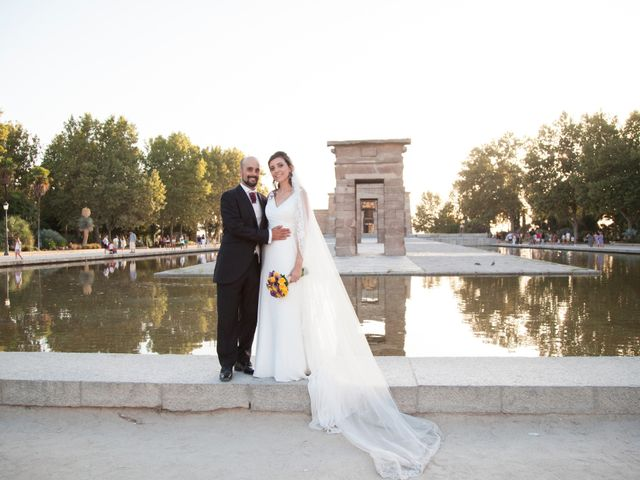 La boda de Pedro y Ana en Madrid, Madrid 16