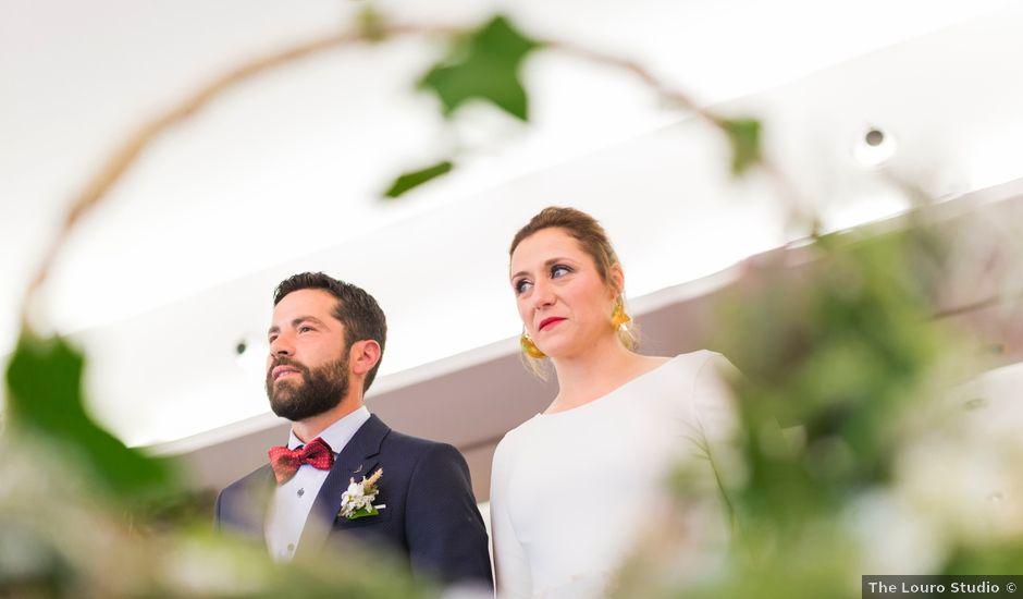 La boda de Hugo y Chari en A Coruña, A Coruña