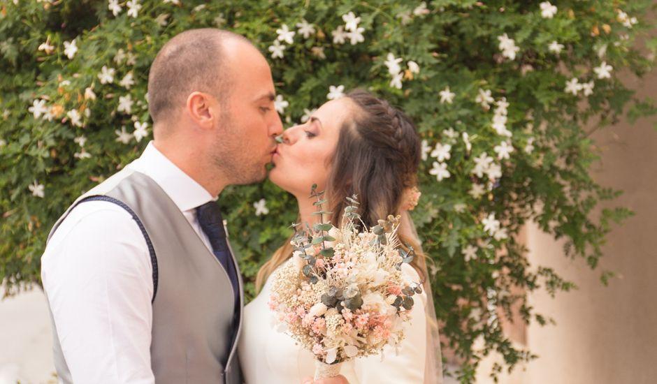La boda de Rubén y Araceli en Elx/elche, Alicante