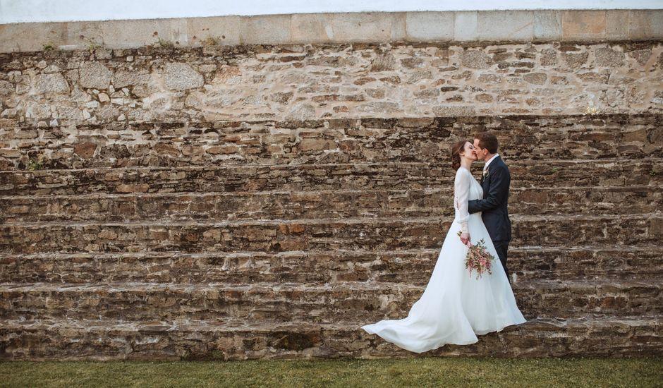 La boda de Jean-Yves y María en Santiago De Compostela, A Coruña