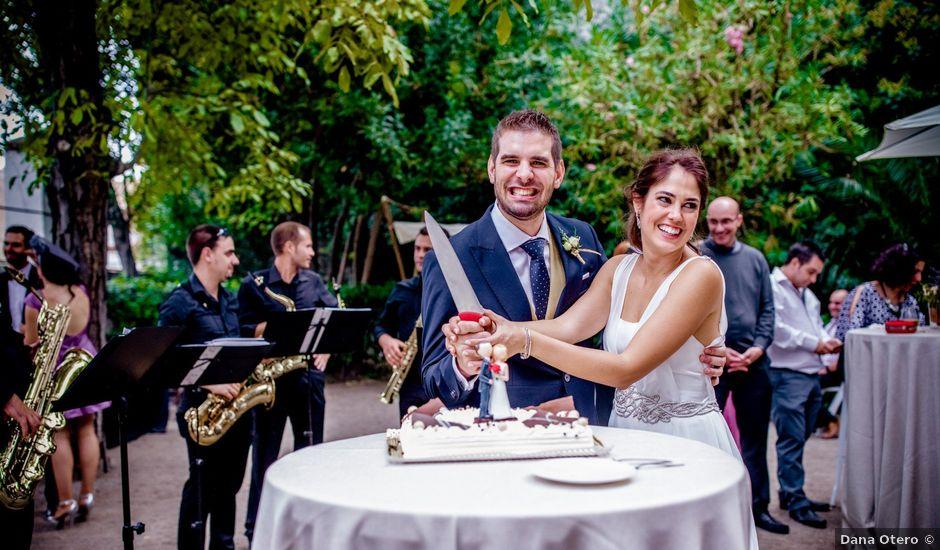 La boda de Domingo y María en Granada, Granada
