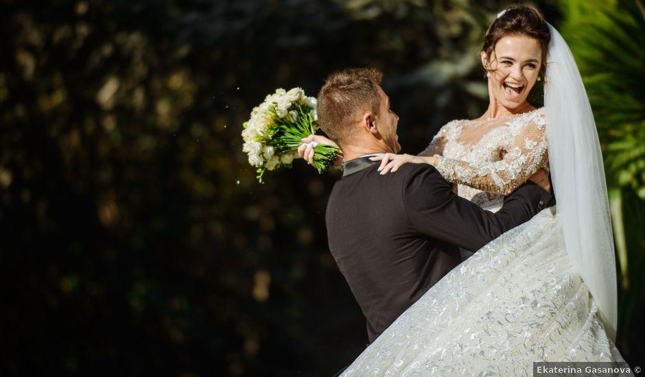 La boda de Alex y Hanna en Barcelona, Barcelona