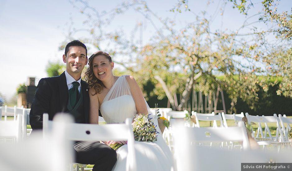 La boda de Borja y Nuria en Santa Marina (Siero), Asturias