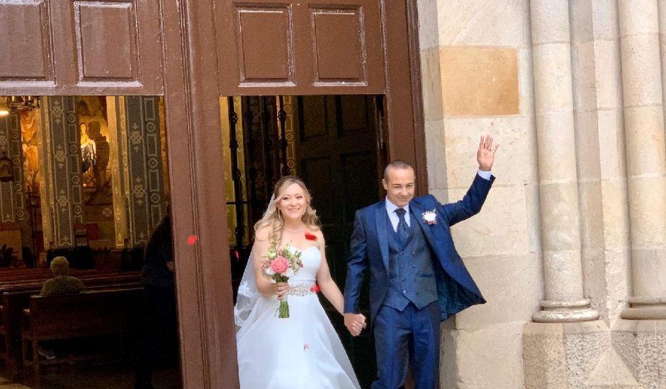 La boda de Sergio y Marina en Castelldefels, Barcelona