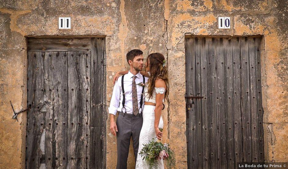 La boda de David y Marta en Campos, Islas Baleares