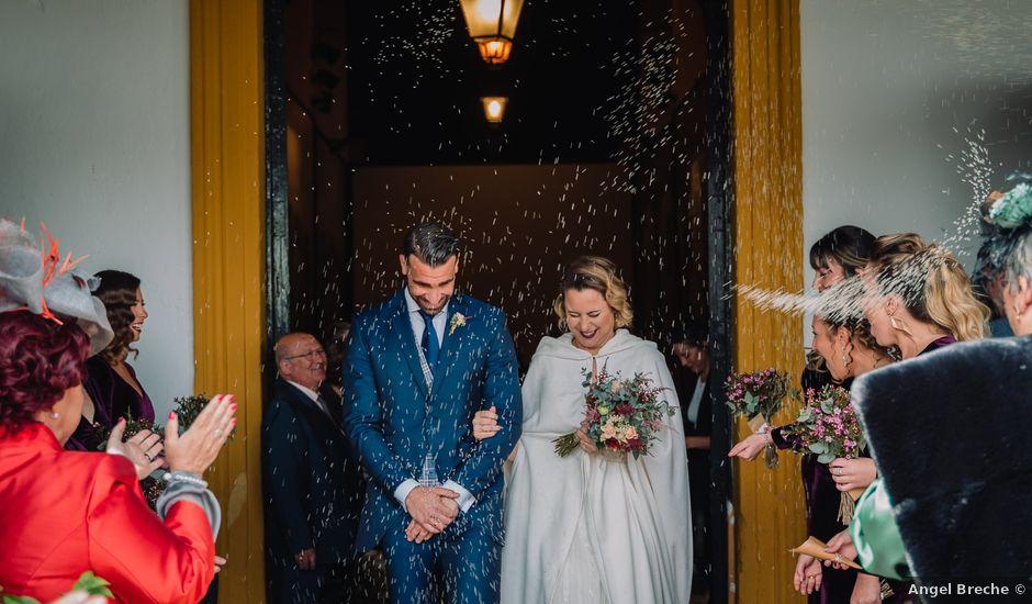 La boda de Alberto y Estefania en Jerez De La Frontera, Cádiz