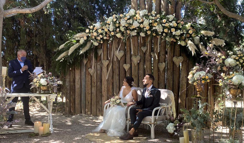 La boda de Jordi y Maria en Elx/elche, Alicante