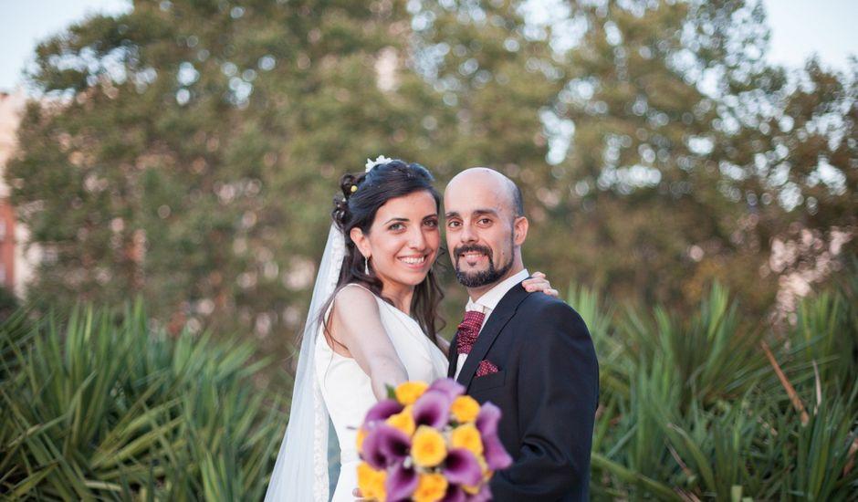 La boda de Pedro y Ana en Madrid, Madrid