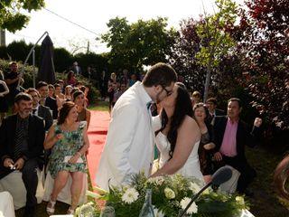 La boda de Meritxell y Jaume