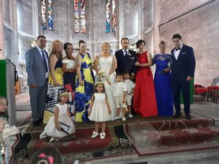 La boda de Silvia y Pedro 1