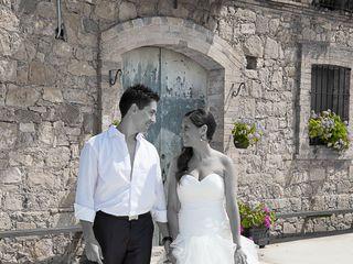 La boda de Sara y Ferran