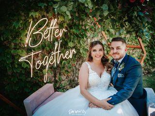 La boda de Jessica  y David