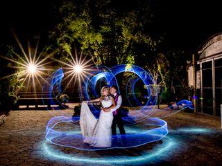 La boda de Vanessa y Oliver