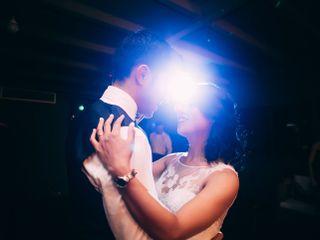 La boda de Lonalyn y Miguel