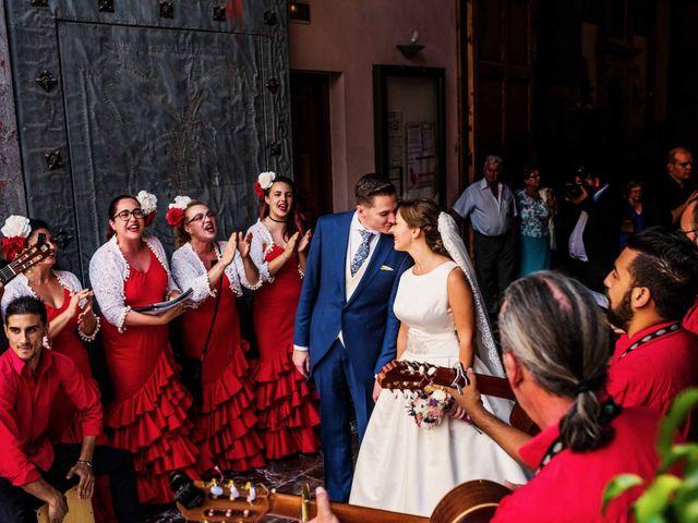 La boda de Jacinto y Lola en Ulea, Murcia 1