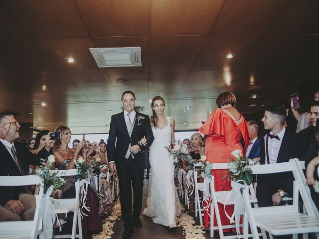 La boda de Ramón y Anabel en Taradell, Barcelona 94