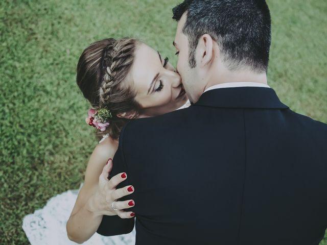 La boda de Ramón y Anabel en Taradell, Barcelona 123