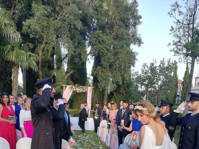 La boda de Fernando  y Beatriz  en Benacazon, Sevilla 1