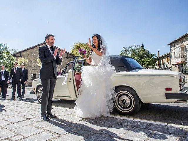 La boda de Iker y Soraya en Berantevilla, Álava 8