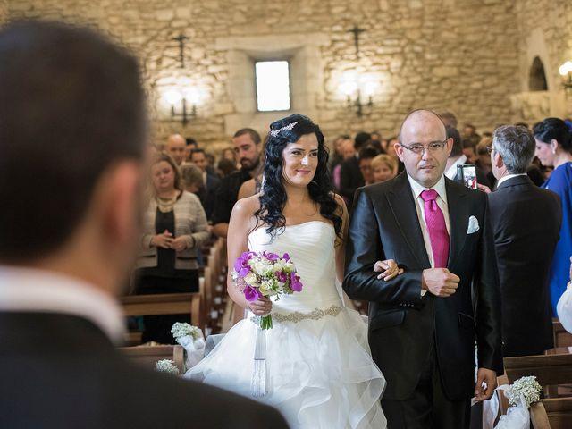 La boda de Iker y Soraya en Berantevilla, Álava 9