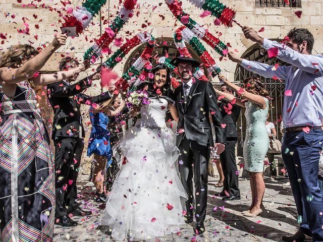 La boda de Iker y Soraya en Berantevilla, Álava 13