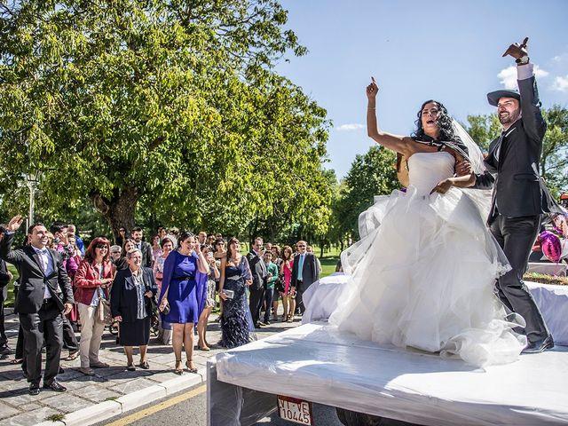 La boda de Iker y Soraya en Berantevilla, Álava 14