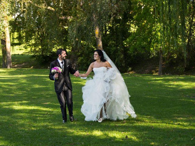 La boda de Iker y Soraya en Berantevilla, Álava 17