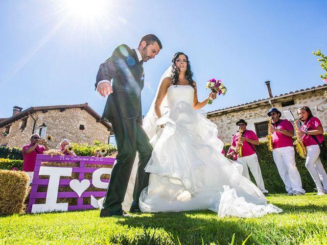 La boda de Iker y Soraya en Berantevilla, Álava 19