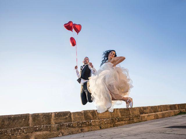 La boda de Iker y Soraya en Berantevilla, Álava 27