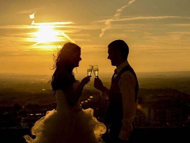 La boda de Iker y Soraya en Berantevilla, Álava 28