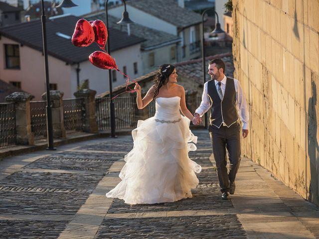 La boda de Iker y Soraya en Berantevilla, Álava 29