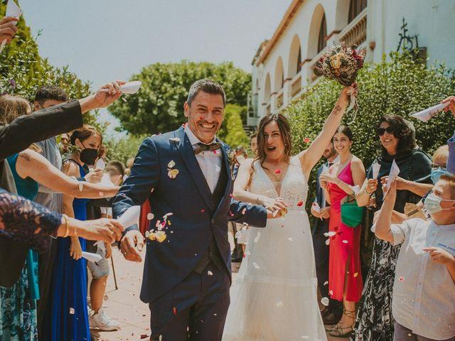 La boda de Yolanda y Joaquim