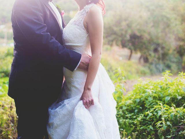 La boda de Victoria y J. Miguel