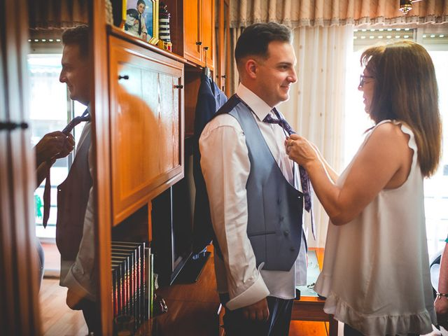 La boda de Noelia y Diego en Rivas-vaciamadrid, Madrid 5