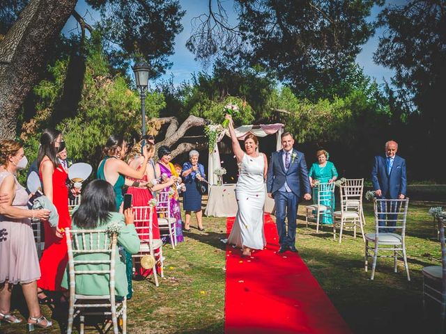 La boda de Noelia y Diego en Rivas-vaciamadrid, Madrid 33