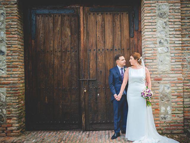 La boda de Noelia y Diego en Rivas-vaciamadrid, Madrid 34