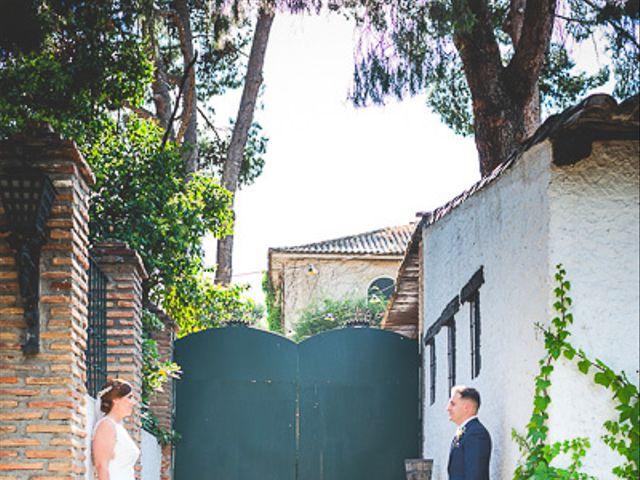 La boda de Noelia y Diego en Rivas-vaciamadrid, Madrid 36