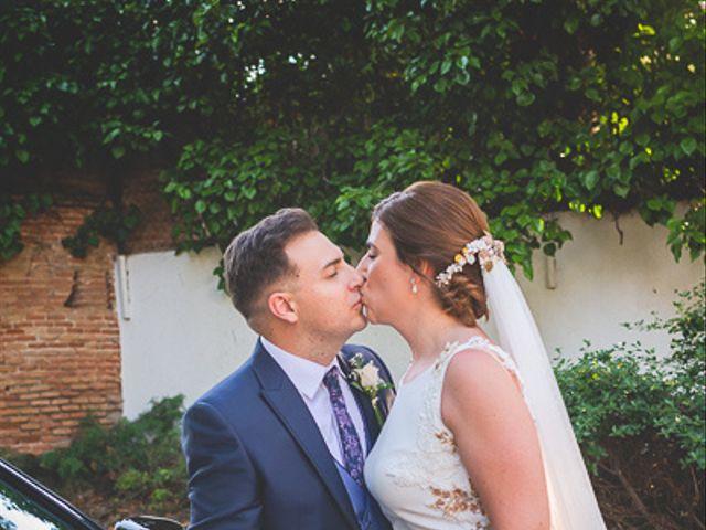 La boda de Noelia y Diego en Rivas-vaciamadrid, Madrid 42