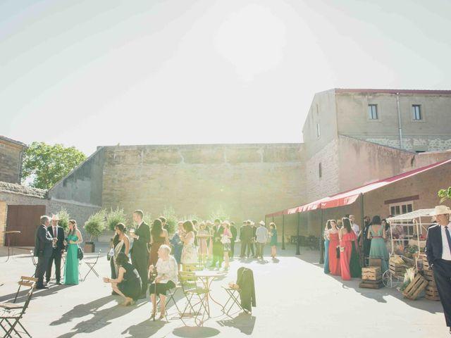 La boda de Carlos y Elena en Santa Gadea Del Cid, Burgos 9