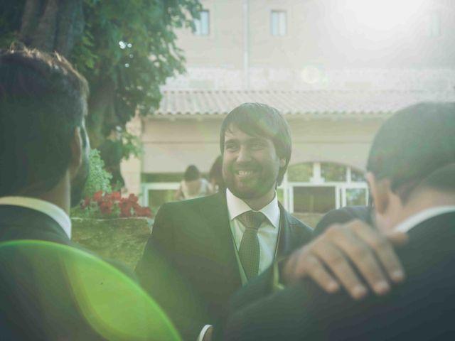 La boda de Carlos y Elena en Santa Gadea Del Cid, Burgos 19
