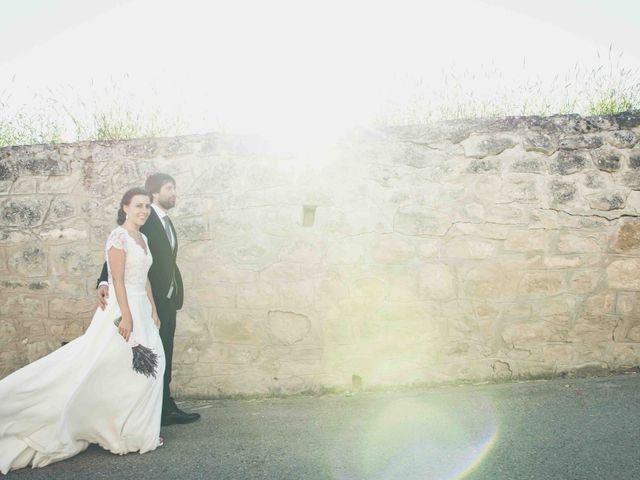 La boda de Carlos y Elena en Santa Gadea Del Cid, Burgos 23