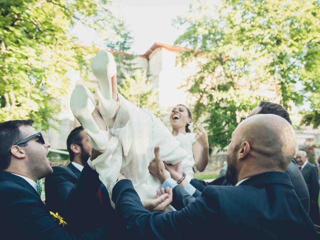 La boda de Carlos y Elena en Santa Gadea Del Cid, Burgos 30