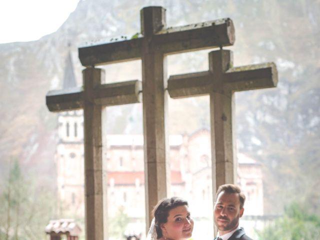 La boda de Enrique y Ana en Cangas De Onis, Asturias 29