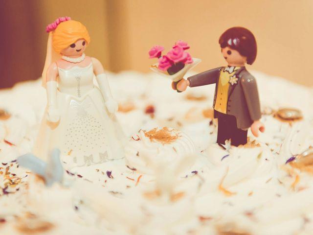 La boda de Enrique y Ana en Cangas De Onis, Asturias 40